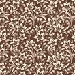 Seamless floral pattern. Vector illustration.