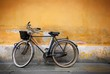 Italian old-style bycicles