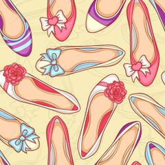 women's shoes set