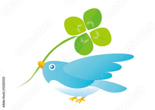 幸せを運ぶ青い鳥