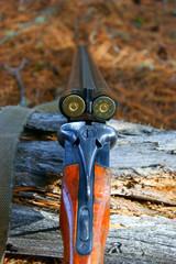 Handgun for hunt