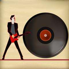 Vinyl Flyer