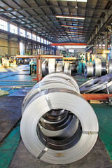 Hot rolled strip steel products
