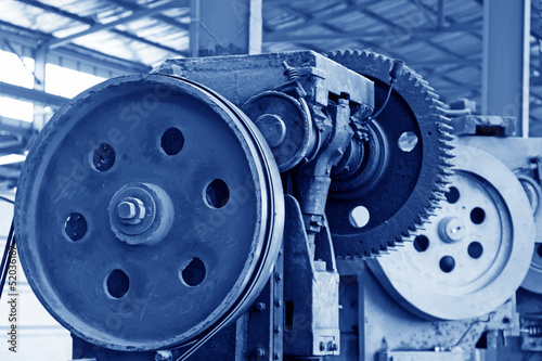 manufacturing machinery and equipment