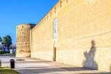 Persian citadel of the Karim Khan Castel in Shiraz, Iran.