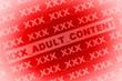 xxx - adult content