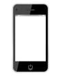 Vector smartphone illustration