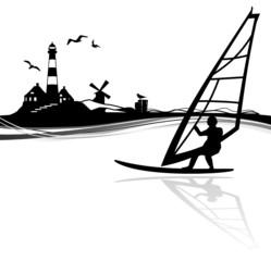 Nordsee Surfer