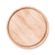 Wooden chopping board.