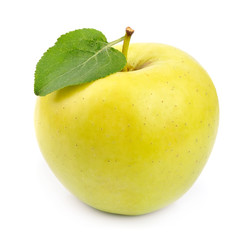 Single apple