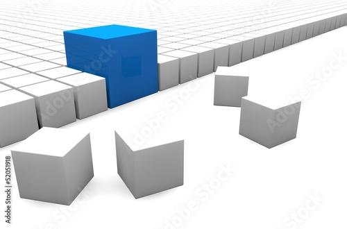 Cube 3D Business