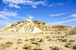 Desert of the Bardenas Reales in Navarre