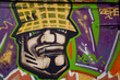 graffiti rappeur
