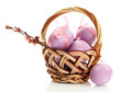 Beautiful Easter Eggs And Apri...