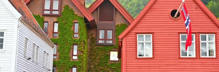 Vieille ville de Bergen