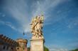 Roma, ponte S. Angelo, veduta