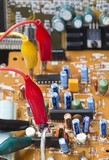 verification testing of electronic boards poster