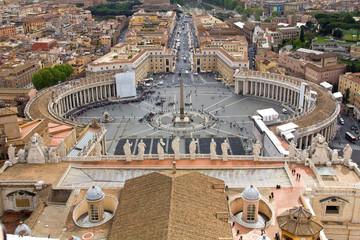 Petersplatz, Rom