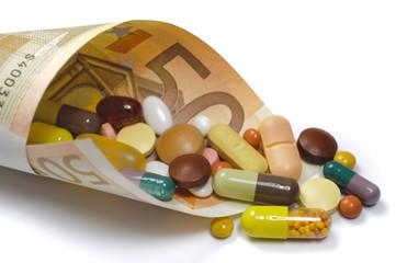 Kosten für Medizin