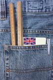 Jeans -  Workwear - Vêtement de travail poster