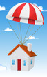 House By Airmail Shipping Delivery - 52070947