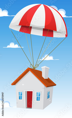 House By Airmail Shipping Delivery