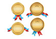 Award Medals Template Set 01