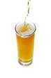 Fototapete Trinken - Glas - Bier / Apfelwein