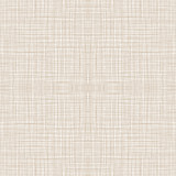Seamless Natural Linen Pattern. Vector Illustration