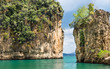 Beautiful Bay in Hong Island - Krabi Province, Thailand