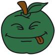 Funny Apple