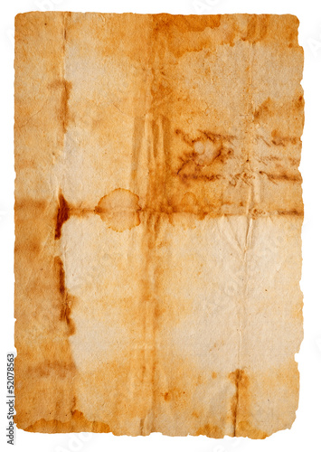 Stained old background