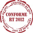 tampon conforme rt 2012