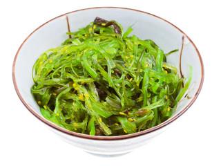 chuka salad - seaweed salad