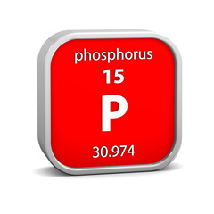 Phosphorus material sign