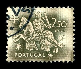Portuguese post stamp