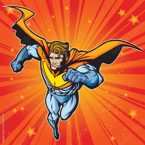 Naklejka Hero 5