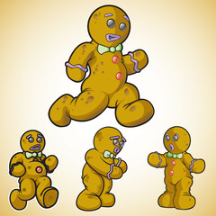 R&R Gingerbread Man 2