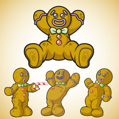 R&R Gingerbread Man 1
