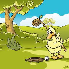 R&R Duck Golf