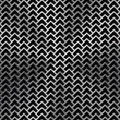 Background with Lozenge Pattern and Metal Texture