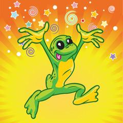 R&R Surprise Frog 2