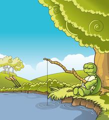 R&R Turtle Fishing