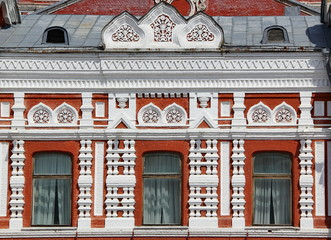 Architectural elements of a building