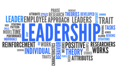 Leadership (english tag cloud)