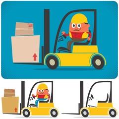 Forklift Driver