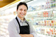 Supermarket employee