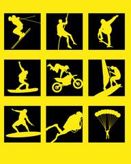 extreme icons