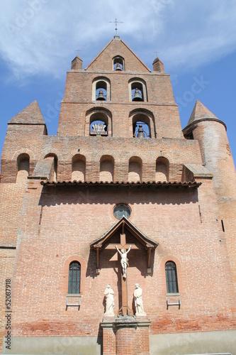 Fototapeta Eglise de Pibrac
