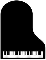 poster de piano bar